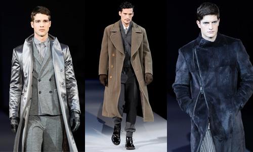 Armani Coats