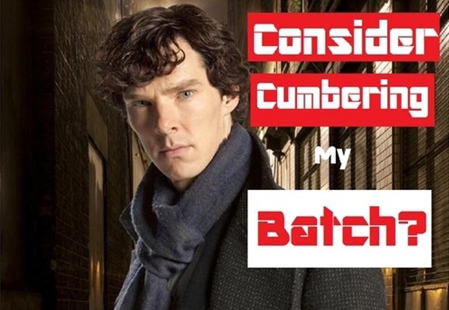 12 Lessons All Men Cou... Benedict Cumberbatch Name