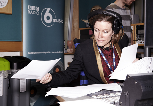 Image result for cerys matthews 6 music