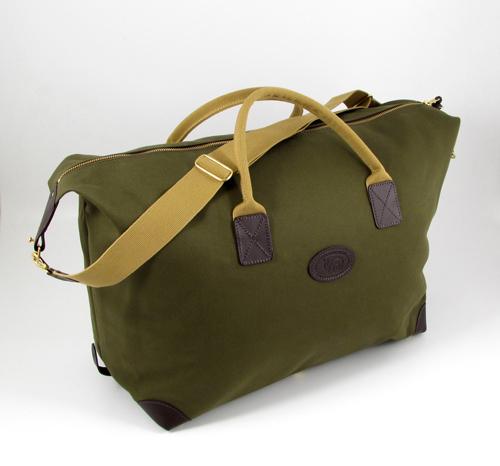 Chapman Bags - Largeclassicholdalldeepolive