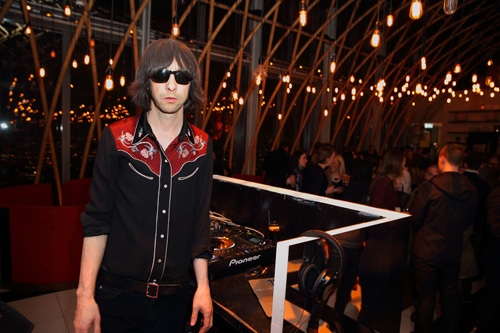 Esquire BBB Bobby Gillespie