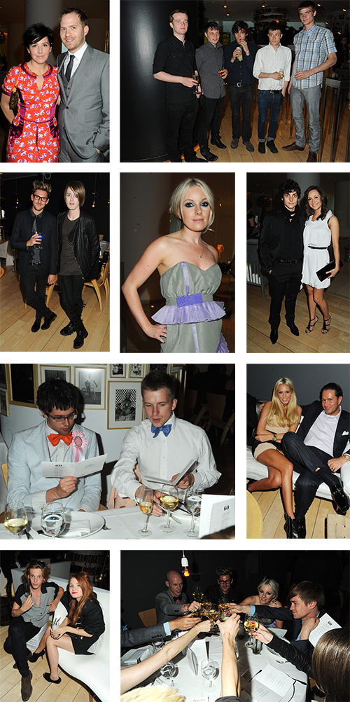 Esquire's 60 Brilliant Young Brits Dinner