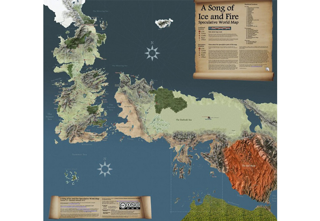 8 websites all game of thrones obsessives should know about the world map gumiabroncs Choice Image