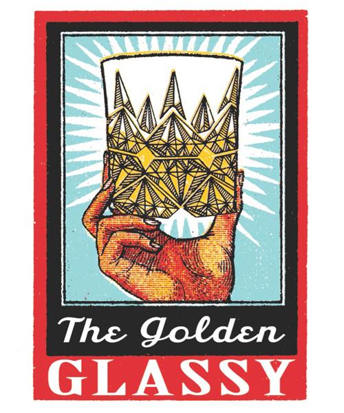 Golden Glassy2