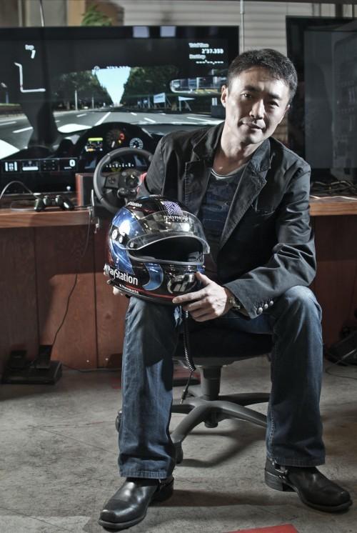 Yamauchi racer