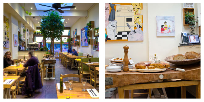 Best Cafes In Clapham Junction