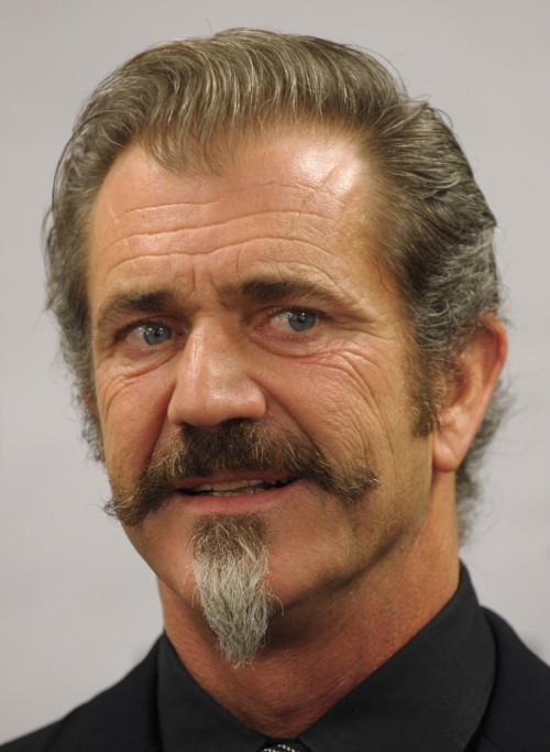 top facial hair styles top five two tone beards 7985 | original mel gibson beard 500x683 jpg ebef9f1d