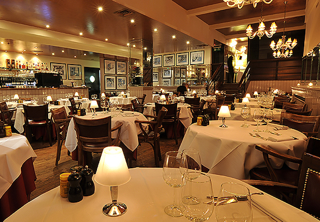 Mpw London Restaurants