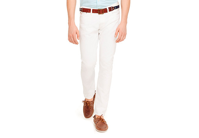 Best White Jeans for Men 2017 - How to Wear White Denim Jeans