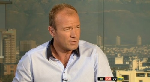 Shearer hacked off